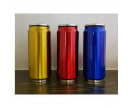 Borraccia in acciaio con beccuccio per bere contenitore portatile a norma cee